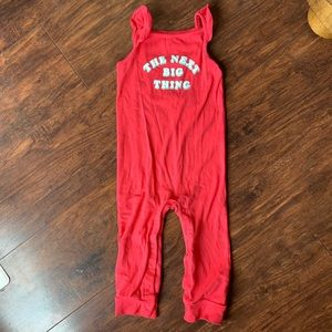 Carter's one piece outfit